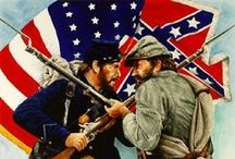 American Civil War / by Boney Marco
