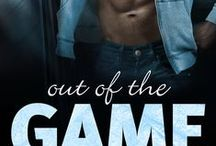 OUT OF THE GAME - Book 3 of the In the Zone series / Random pins related to book 3 of my In the Zone series from Carina Press, Alex Sullivan's book. BEWARE OF SPOILERS.