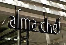 Alma Chef / A Maio e a Tom Comunicação são as empresas responsáveis pela campanha de marketing do novo projeto dos chefs Felipe Rameh e Thiago Guerra, a Casa de Gastronomia Alma Chef.