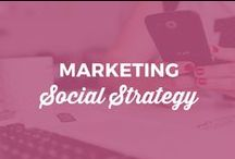 Social Media Tips and Strategy / Best resources on social media marketing strategies and tactics for small businesses. Marketing tips for Linked In, Facebook, Instagram, Pinterest, Twitter, Periscope and more.