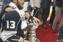 Hockey Players N Kidz / Newborns in hockey gear. Kids with their hockey player dads. Hockey players with kid fans.