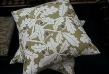 Cushions / A selection of handmade cushions