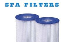 Hot Tub Filters / Discount online replacement hot tub spa filters at Hot Tub Outpost.