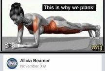 Yoga & fitness :)
