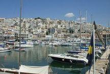 Mikrolimano, Kastella, Piraeus / #Mikrolimano #Piraeus  Coastal Scenery & Views