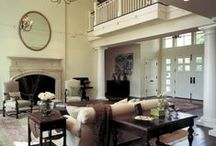 Great Great Rooms & Living Rooms