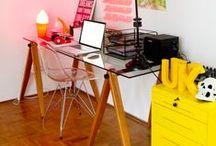 Escrivaninhas / Penteadeiras