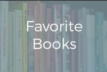 Favorite Books / I LOVE reading and these are some of my favourite books!  Business books, chicklit, books for girl bosses and so much more.