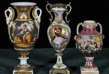 Porcelán vázák
