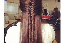 EASY BRAIDS....well kind of