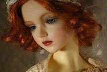 Művészi babák-art doll