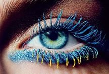 Mark.S*Lips,eyes,colours