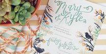 ^Wedding Stationary^