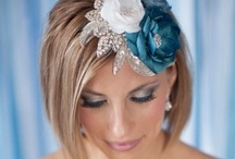 Stunning bridal headpieces