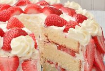 Delicious DESSERTS!! / Recipes to Satisfy your sweet tooth..  IF YOU WANT TO PIN TO THIS BOARD, LEAVE A COMMENT! Thank you!!
