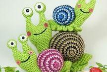 Crochet Amigurumi / by Spring Fresh