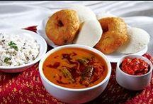 Indian foods / soups / beverages / snacks