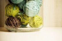 Yarn Storing
