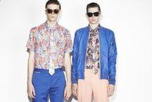 Men's fashion / Fashion shows fall /winter 2014 -......