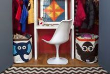 smaller (living) quarters / interior (and free) space for kids / by aly english, designer