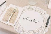 Wedding Moodboard Vintage & Romantic Style / Ideenboard für Hochzeiten im Vintage und Romatic Style, vom Brautkleid bis zur Tischdekoration, Blumenschmuck & Handgemachten Einladungen sowie Menükarten