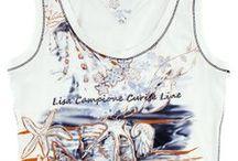 Damenshirts / Die LISA CAMPIONE Damenshirts sind als unkomplizierte Kombinationskünstler in der Damenmode bekannt.