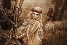 Мифология славянских народов