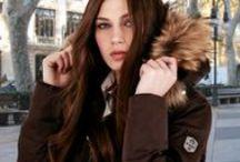 Damenmode Winter 2014 / Die aktuelle Winterkollektion 2014 - sportive, maritime Mode und ausgefallene Damenmode.