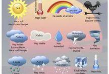 ESTACIONES Y CLIMA