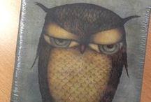 Eulen / #Nähkiste #Owly