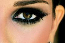 Amazing eyes / Eye make-up looks to die for