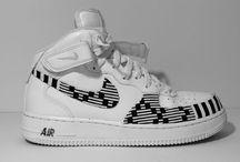 Winter Custom Collection by Waxfeller / #waxfeller# #custom# #sneakers# #kicks# #winter# #timberland# #airmax90# #hyperfuse# #airforce# #airmax1# #nike# #kente# #black# #white# #style# #sportswear# #fashion# #addict#