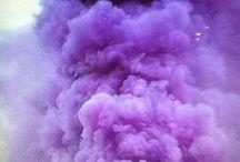 ❤ Purple & Lilla ❤