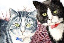 Kelly Archer Pet Portraits