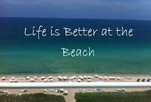 Quotes / Quotes we love that refer to the things we love most- sun, summer, sand, and beach.