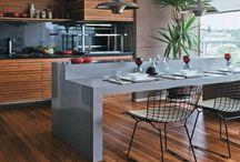 Área externa/espaço gourmet e jardim