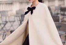 Manteaux / Vous souhaitez un manteau sur mesure. Puisez votre inspiration parmi ces modèles et contactez Trésya pour réaliser votre création.