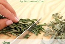 Herbs Recipes and Ideas