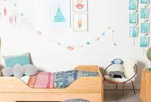 Chambre d'enfant / Inspirations déco pour une chambre d'enfant