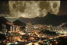 Rio Travel Inspiration / General Board about Rio de Janeiro.