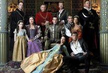 The Tudors Series