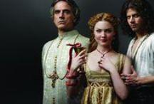 The Borgias Series /  adaptation from 2011