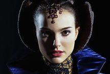 Star Wars - Padme Amidala / and other female costumes