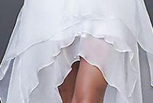 WHITE  *dress*