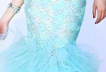 BLUE *dress*