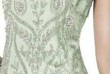 GREEN *dress*