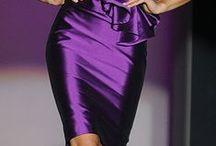 PURPLE *dress*