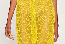 YELLOW *dress*