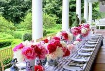 NAVY AND PINK *WeDDinG*