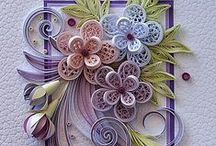 Quilling & Snowflakes